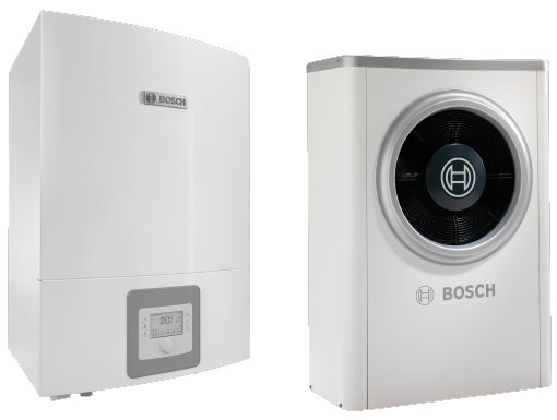 Bosch Compress 6000 Heatpump