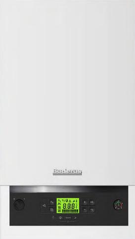 Centrala termica Buderus GB072