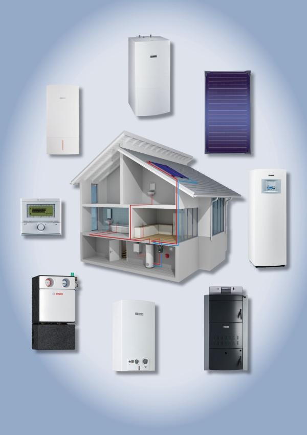 Pachete promo centrale termice Bosch