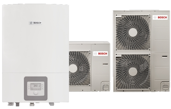 Bosch Compress 3000 Heatpump