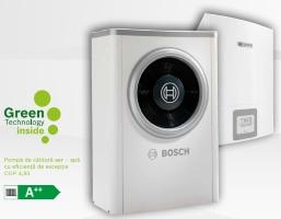 Pompe caldura aer/apa Bosch Compress