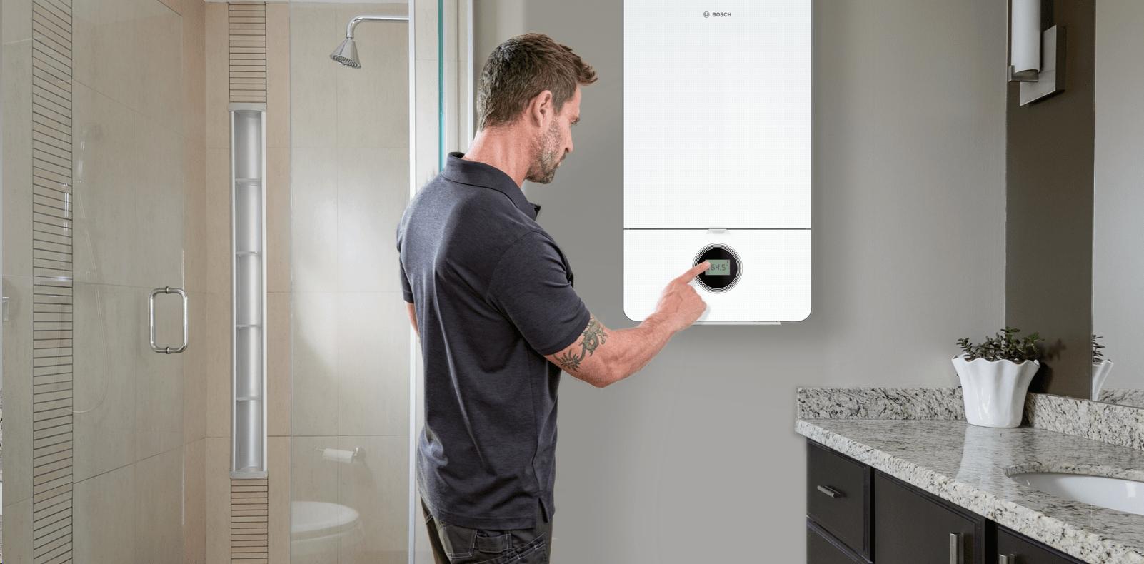 centrala termica Bosch Condens 7000i